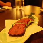 信州長屋酒場 - 馬肉の燻製