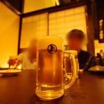 信州長屋酒場 - ビール!
