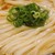 宮武うどん - 料理写真:ひやあつ  ズーム