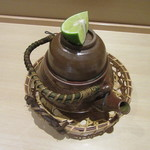Kyourin - 「松茸土瓶蒸し」