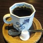 ビストロ - 本日のコーヒー:トラジャ