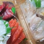 発寒かねしげ鮮魚店 - 料理写真: