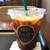 タリーズコーヒー - ドリンク写真:アイスコーヒー(Tallサイズ)