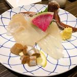 活魚料理 いか清 - 料理写真:活いか