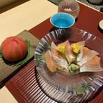 祇園新橋 中谷 - 料理写真:琵琶湖マス