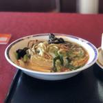 中国料理 万陽華 - 和牛細切り炒麺