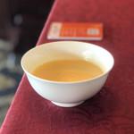 中国料理 万陽華 - スープ
