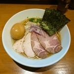 亀戸煮干中華蕎麦つきひ - 料理写真:特製中華蕎麦  1,050円