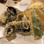 だんこう - 納豆天ぷら
