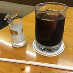 117941616 - アイスコーヒー  ¥500