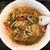 一龍 - 料理写真:担々麺