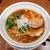池田麺彩 - 料理写真:醤油らーめん