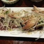 梅仁 - カツオ刺身