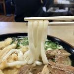 117946628 - [2019/10]肉ごぼ天うどん(759円)