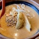 麺場 田所商店 - 料理写真:北海道味噌のノーマルラーメン781円