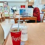 北のたまゆら - アイスコーヒー M 120円