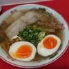 中華そば 竹千代 - 料理写真:中華そば 800円+煮卵トッピング 200円