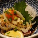 とんぼ - 鰹のタタキ