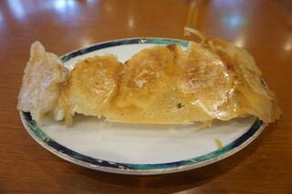 春香園 - 焼き餃子