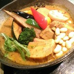 Rojiura Curry SAMURAI. - 【2019/10】マイルドの辛さ4