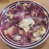 なとり - 料理写真:めすの薄切り