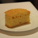リストランテ フォンタナ - 自家製パン