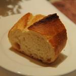 リストランテ フォンタナ - 2個目のパン