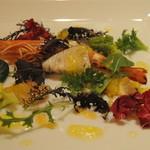 リストランテ フォンタナ - 旬の魚介のサラダ仕立て