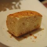 リストランテ フォンタナ - 3個目のパン