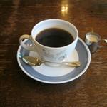 サンウミノ - 「ダッチコーヒー」です。
