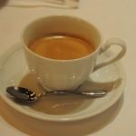 リストランテ フォンタナ - コーヒー