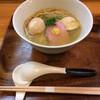 イルカ トウキョウ - 料理写真:柚子塩らぁ麺 味付け煮玉子