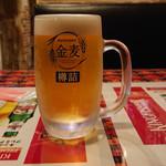 アマルディープ - 生ビール390円
