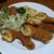 喫茶MG - 料理写真:かぼちゃカツ定食