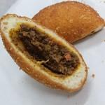 はいからさんのカリーパン - 料理写真:カリーパン(辛口)