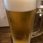 仙臺牛たん貴 - アサヒ生