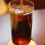 キハチ カフェ - 水出しアイスコーヒー