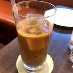 キハチ カフェ - アイスコーヒー