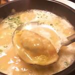 hakatahotaru - 炊き餃子