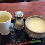 三河屋綾部商店 - 甘酒@350円