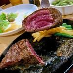 Sumibiyakisutekinikuoshi - もも肉。