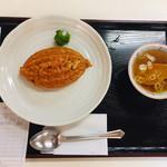 ほかり食堂 - チキンライスとスープ