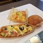 エトワール フィラント - 買った惣菜パン