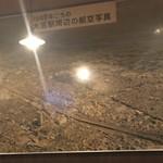 武州うどんあかねandみどりダイニング - 店内② 1987年の大宮駅周辺