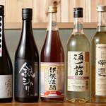 日本酒バルどろん - お好みの銘柄もリクエスト可能?!スタッフに聞いてみてください