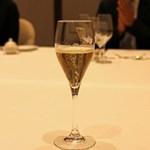 東京會舘 - シャンパン