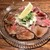 生モッツァレラ×肉バルイタリアン 肉タリア - 料理写真:牛のたたき(980円)
