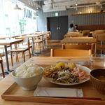 カフェアンドミール ムジ - 選べるデリセット(4品デリ) 1000円(税込)