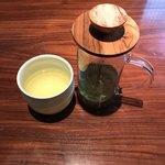 しろう - 韃靼そば茶  ¥550  コース別料金
