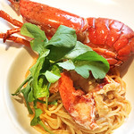 イタリア厨房 KUNISHIMA - オマール海老のパスタ